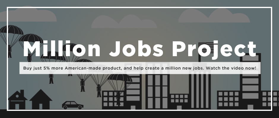 The Million American Jobs Project